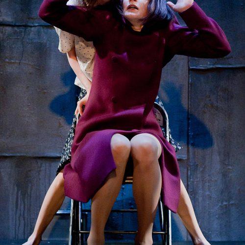 Hilda Shows Cilla Back Theatral Director