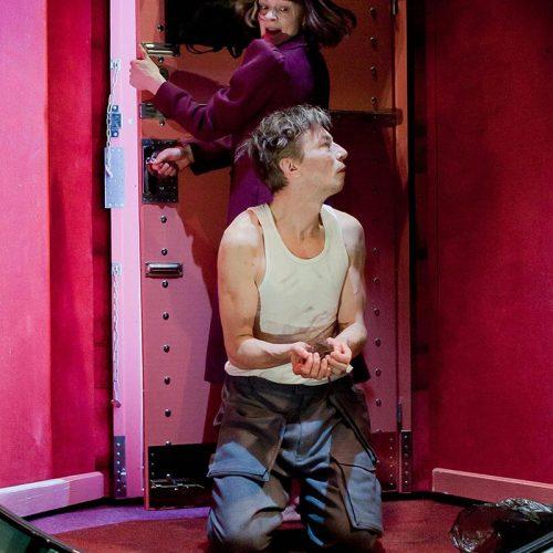theatral show Hilda by Cilla Back