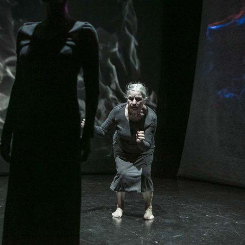 elama world premiere Tanssiteatteri Minimi